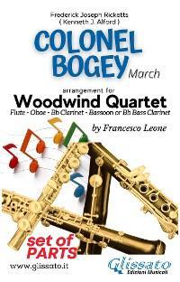 Colonel Bogey -  Woodwind Quartet (parts) photo №1