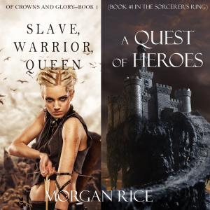A Quest of Heroes & Slave, Warrior, Queen Bundle photo №1