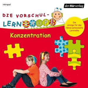 Die Vorschul-Lernraupe: Konzentration Foto №1