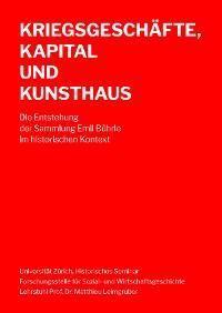 Kriegsgeschäfte, Kapital und Kunsthaus Foto №1