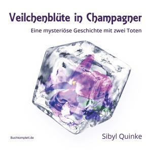 Veilchenblüte in Champagner Foto №1