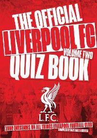 Liverpool FC Quiz Book 2 photo №1