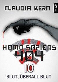 Homo Sapiens 404 Band 10: Blut, überall Blut Foto №1