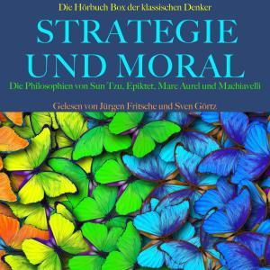 Strategie und Moral: Die Hörbuch Box der klassischen Denker Foto №1