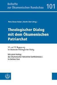 Theologischer Dialog mit dem Ökumenischen Patriarchat Foto №1