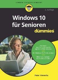 Windows 10 für Senioren für Dummies Foto №1