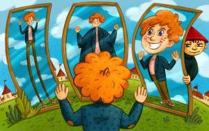 Зеркало Foto №1