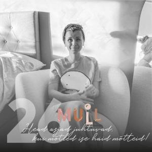 """MULL 26: Liina Peets """"Head asjad juhtuvad, kui mõtled ise häid mõtteid!"""" photo №1"""