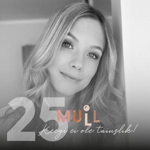 """MULL 25: Lauren Villmann """"Keegi ei ole täiuslik!"""" photo №1"""