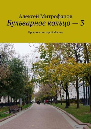 Бульварное кольцо–3. Прогулки постарой Москве Foto №1