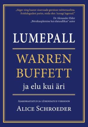 Lumepall. Warren Buffett ja elu kui äri photo №1