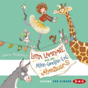 Lotta Lampione und das Affen-Giraffen-Esel-Abenteuer Foto №1