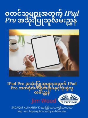 စတင်သူများအတွက် IPad Pro အသုံးပြုသူလမ်းညွှန် photo №1