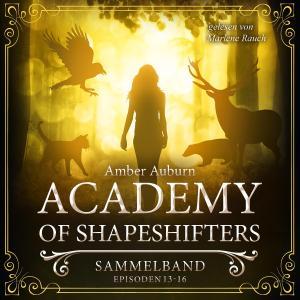Academy of Shapeshifters - Sammelband 4 Foto №1