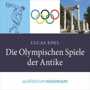 Die olympischen Spiele der Antike (Ungekürzt) Foto №1
