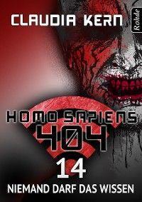 Homo Sapiens 404 Band 14: Niemand darf das wissen Foto №1