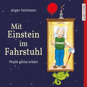 Mit Einstein im Fahrstuhl Foto №1