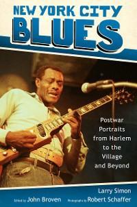 New York City Blues photo №1