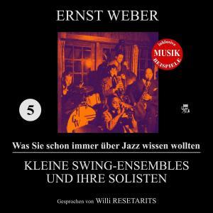 Kleine Swing-Ensembles und ihre Solisten (Was Sie schon immer über Jazz wissen wollten 5) Foto №1