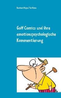 Golf Comics und ihre emotionspsychologische Kommentierung