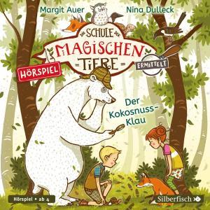 Die Schule der magischen Tiere ermittelt - Hörspiele 3: Der Kokosnuss-Klau Foto №1