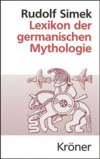 Lexikon der germanischen Mythologie Foto №1