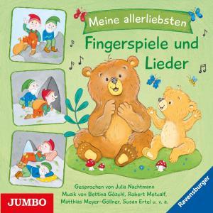 Meine allerliebsten Fingerspiele und Lieder Foto №1