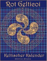 Rot Gelticoi: Keltischer Kalender Foto №1