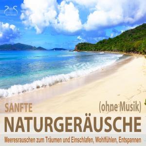 Sanfte Naturgeräusche (ohne Musik) - Meeresrauschen zum Träumen und Einschlafen, Wohlfühlen, Entspannen