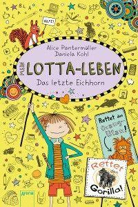Mein Lotta-Leben (16). Das letzte Eichhorn Foto №1