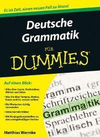 Deutsche Grammatik für Dummies Foto №1