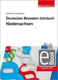 Deutsches Beamten-Jahrbuch Niedersachsen Jahresband 2021 Foto №1