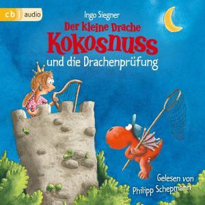 Der kleine Drache Kokosnuss und die Drachenprüfung Foto №1