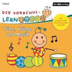 Die Vorschul-Lernraupe: Töne, Klänge und Musik Foto №1