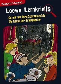 Loewe Lernkrimis - Gefahr auf Burg Schreckenfels / Die Rache der Schulgeister Foto №1