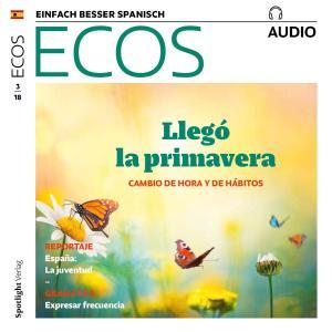 Spanisch lernen Audio - Frühling: Zeitumstellung und Änderung der Gewohnheiten Foto №1