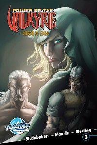 Power of the Valkyrie: Chronos Edda #3 photo №1