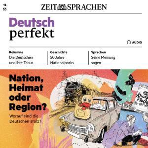 Deutsch lernen Audio - Nation, Heimat oder Region? Foto №1