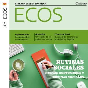 Spanisch lernen Audio - Soziale Routinen