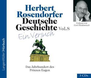 Deutsche Geschichte. Ein Versuch Vol. 08