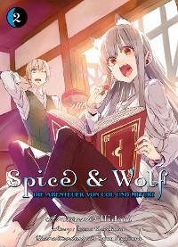 Spice & Wolf - Die Abenteuer von Col und Miyuri, Band 2 Foto №1