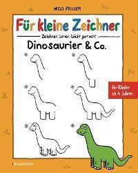 Für kleine Zeichner - Dinosaurier & Co. Foto №1