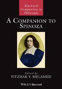 A Companion to Spinoza photo №1