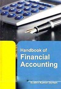 Handbook of Financial Accounting photo №1