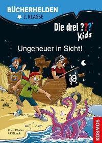 Die drei ??? Kids, Bücherhelden 2. Klasse, Ungeheuer in Sicht! (drei Fragezeichen Kids) Foto №1
