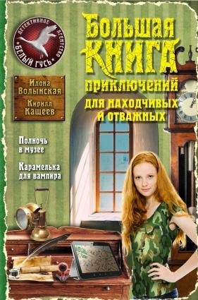 Большая книга приключений для находчивых и отважных (сборник) Foto №1
