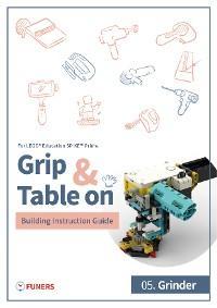 SPIKE™ Prime 05. Grinder Building Instruction Guide photo №1