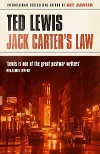Jack Carter's Law photo №1