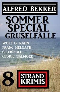 Sommer Special Gruselfälle: 8 Strand Krimis Foto №1
