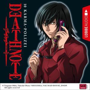 Death Note, Folge 10: Karma-Polizei (Hörspiel) Foto №1